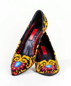 """Туфлі """"Сонячні барви"""""""