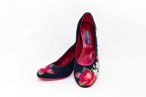 """Туфлі """"Ніжні троянди"""""""