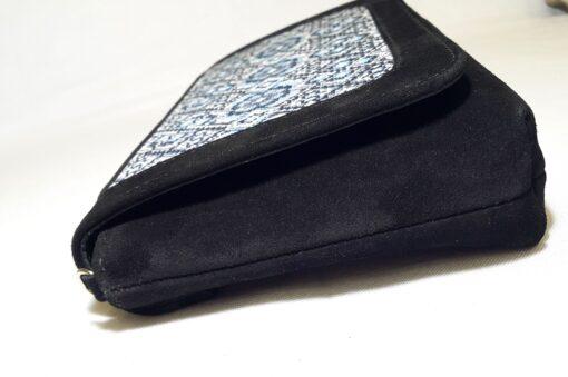Комплект – броги та клатч з гуцульською вишивкою А5С
