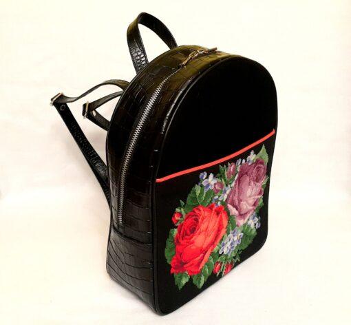 """Комплект """"Квіткове розмаїття"""" з рюкзаком"""