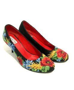 """Туфлі """"Польові квіти"""""""