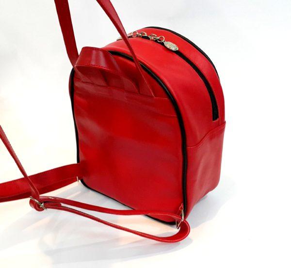 "Комплект ""Макове безумство"" з рюкзаком"