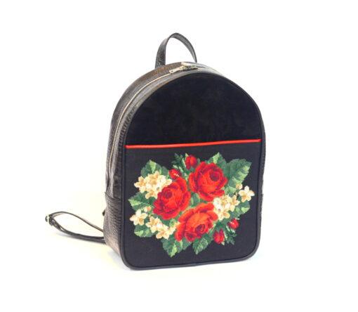 """Рюкзак """"Ніжні троянди"""""""