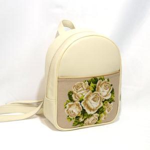 """Рюкзак """"Чайна троянда"""""""