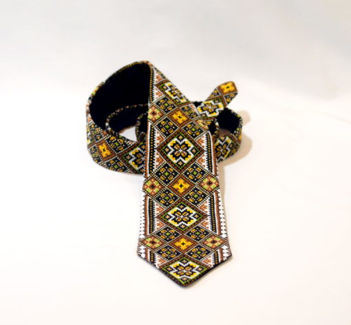 "Комплект ""Соборність""- краватка та сумочка"