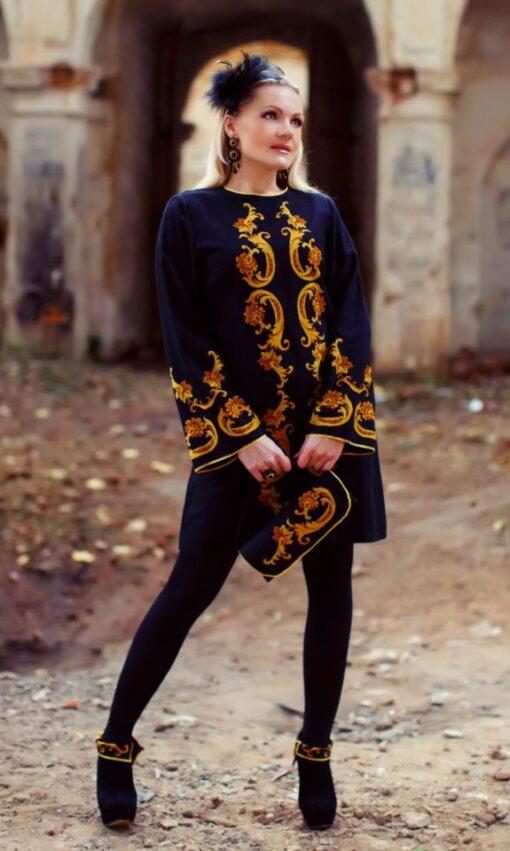 """Сукня """"Усе золото світу"""""""
