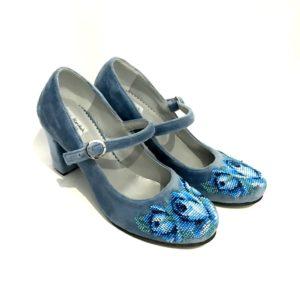 """Туфлі """"Блакитна мрія"""""""