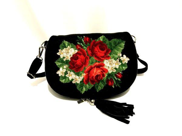 """Сумка """"Ніжні троянди"""" С1"""